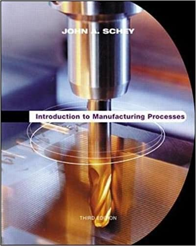 Introduction To Manufacturing Processes Schey Pdf