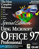 img - for Special Edition Using Microsoft Office 97 Professional by Rick Winter (1996-12-03) book / textbook / text book
