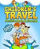 Children's Travel Activity Book & Journal: My Trip to Iceland