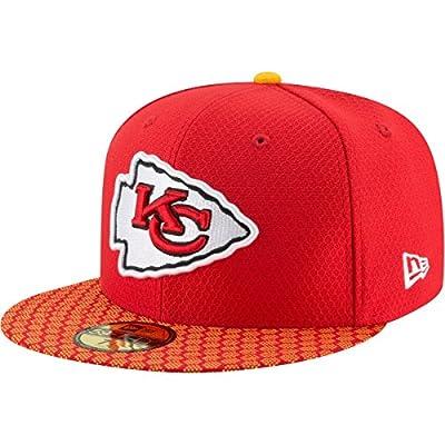 New Era 59Fifty Cap - NFL SIDELINE 2017 Kansas City Chiefs