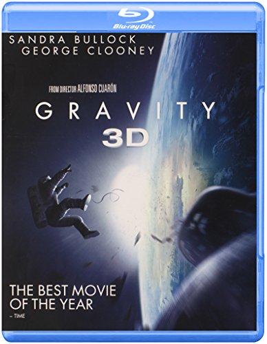 Gravity (3D Blu-ray) (Gravity)