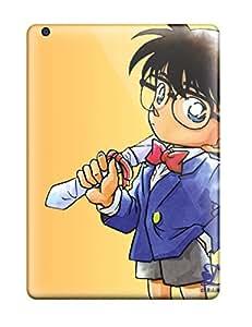Hot IGFnNzm1379bmLpV Case Cover Protector For Ipad Air- Detective Conan