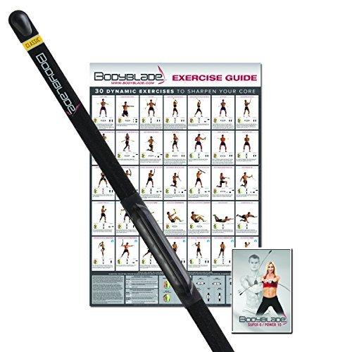 Bodyblade Total Body Exerciser Classic Kit