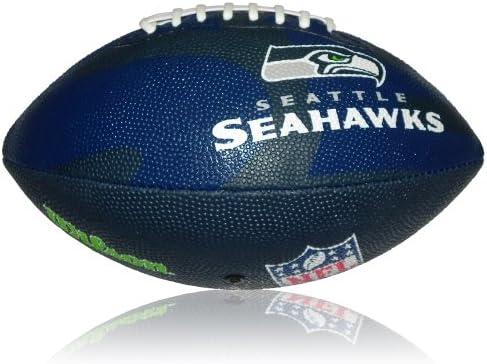 Wilson Football NFL Junior Seattle Seahawks Logo - Balón de fútbol ...