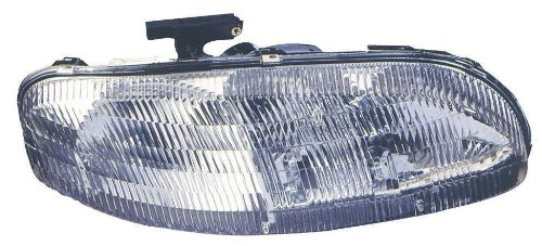 Depo 332-1154R-AS Chevrolet Lumina/Monte Carlo Passenger Side Replacement Headlight ()