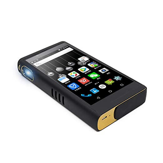 Teléfono móvil proyector 3D teléfono móvil con función de ...