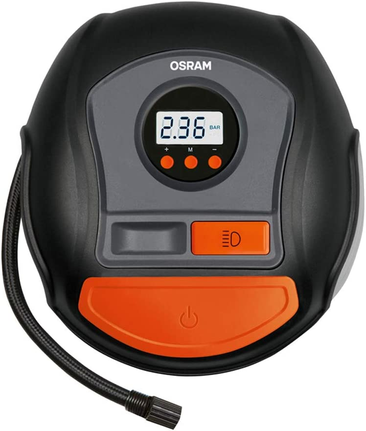 Amazon.com: OSRAM TYREinflate Tyre 450 Inflater Pump: Automotive