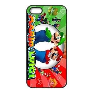 iPhone 5, 5S Phone Case Super Mario Bros F5C7512