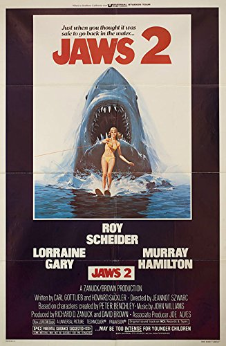 jaws 2 poster - 9