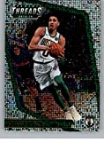 2018-19 Panini Threads Dazzle Basketball #17 Jayson Tatum Boston Celtics Official Parallel NBA Trading Card