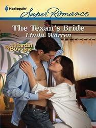 The Texan's Bride (The Hardin Boys)