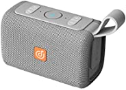 [Upgrade] DOSS E-go Alexa-Enabled Portable Bluetooth Speaker with Superior Sound, 33ft Bluetooth Range, Built-