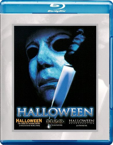 Halloween Blu-ray Triple Pack(Halloween 6, H20, Halloween Resurrection)