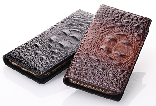 contacts-mens-cowhide-genuine-leather-alligator-crocodile-wallet-card-phone-clutch-purse