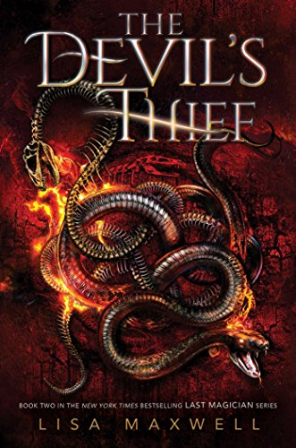 The Devil's Thief (The Last Magician Book 2) by [Maxwell, Lisa]