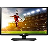 "TV Monitor LED 19,5"" LG 20MT49DF-PS HD com Conversor Digital 1 HDMI 1 USB 60Hz Time Machine Ready"