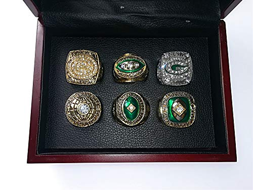 Used, MT-Sports Green Bay Packers Gold Championship Rings for sale  Delivered anywhere in Canada
