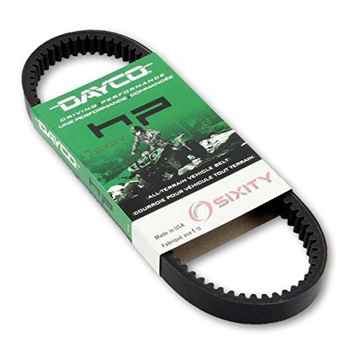 2003-2006 Polaris Magnum 330 4x4 Drive Belt Dayco HP ATV OEM Upgrade Replacement Transmission Belts (Belt Drive Systems Magnum)