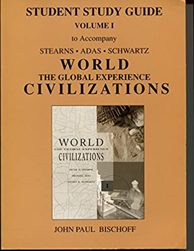 world civilizations study guide peter n stearns 9780065004304 rh amazon com world civilization 1 study guide world civilizations study guide 3