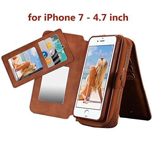 brg-11-card-holder-magnetic-detachable-portable-pu-leather-folio-flip-credit-card-slots-cash-holder-