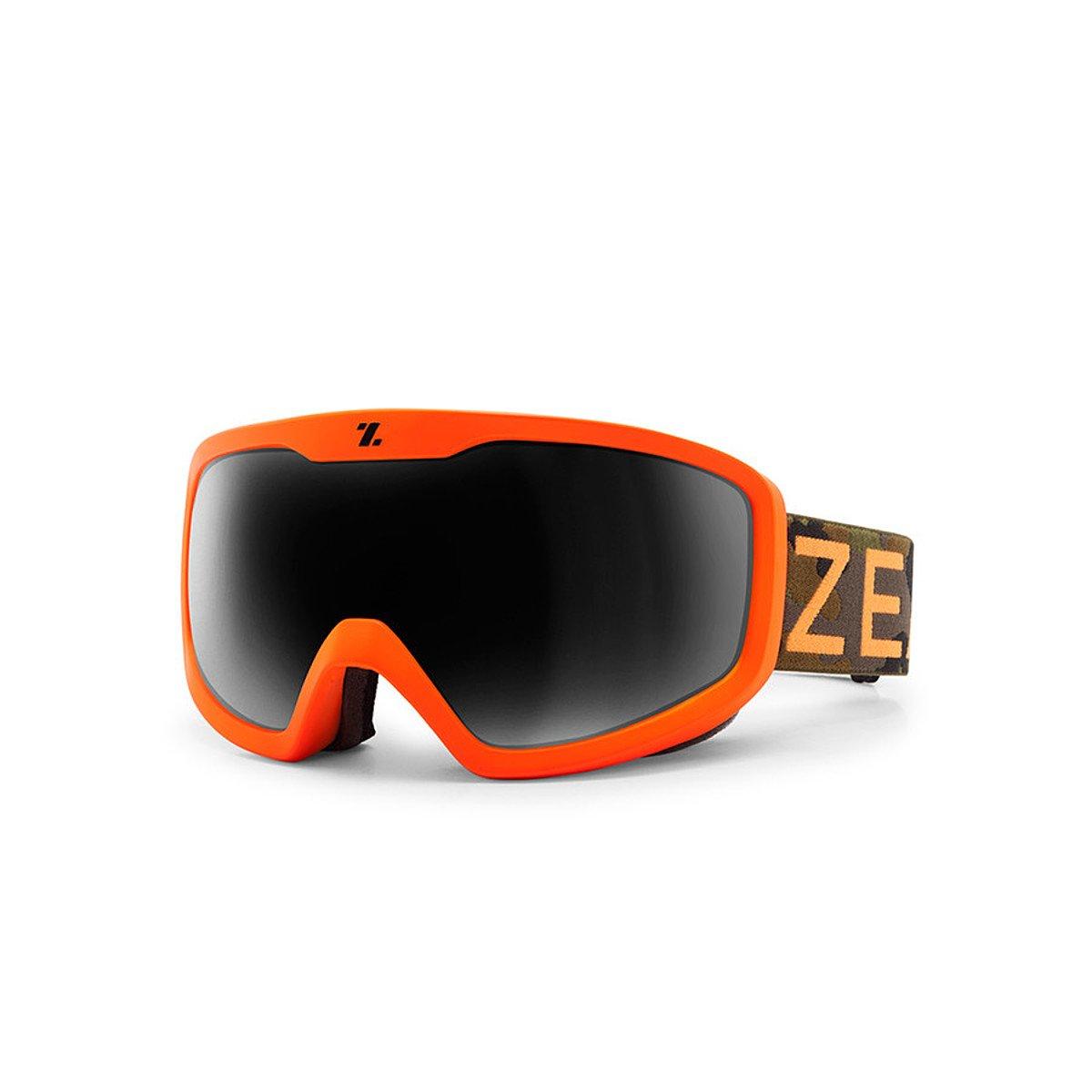 c501d0dc810 Amazon.com   Zeal Optics Tramline - Full Frame Ski   Snowboard Goggles -  Alpine Camo Frame