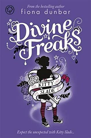 book cover of Divine Freaks