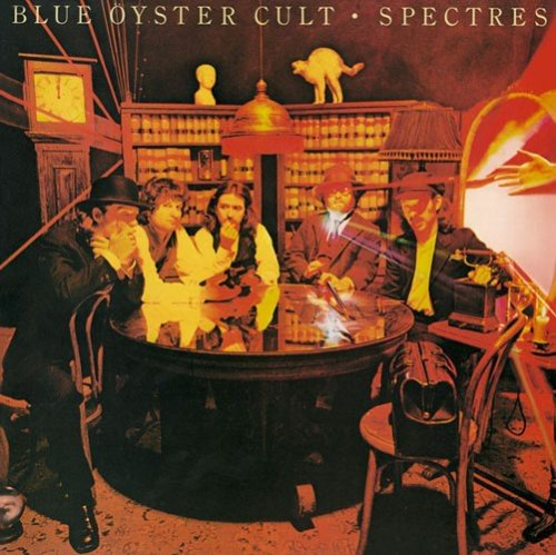 CD : Blue Oyster Cult - Spectres (Japanese Mini-Lp Sleeve, Bonus Tracks, Remastered, Japan - Import)