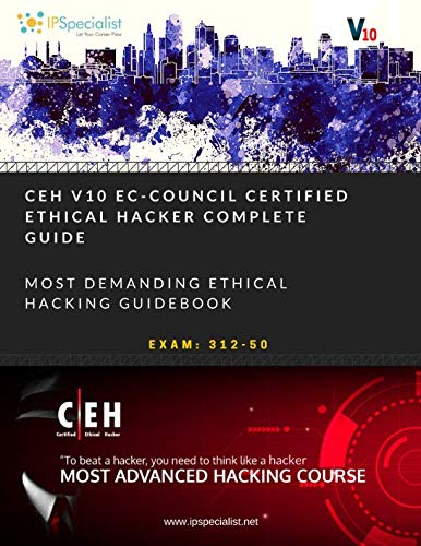 Top 7 best ec council ethical hacker for 2019