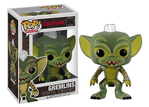 Vinyl Figure Gremlins (Funko Pop Movies: Gremlins 06 Vinyl Action Figure 2288 Collectible Toy; 3.75