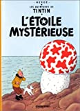 l etoile mysterieuse = the shooting star tintin french edition by herge 1999 hardcover