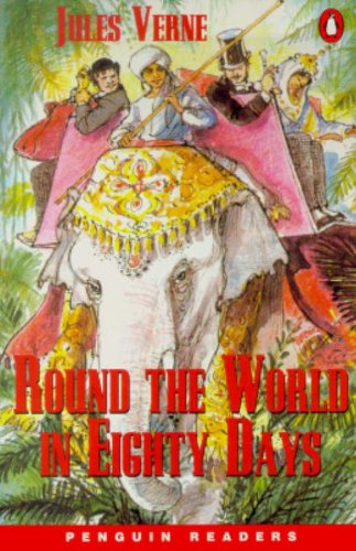 Read Online Round the World in Eighty Days (Penguin Readers, Level 2) pdf
