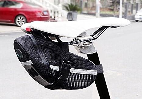 Organizador multiusos para la bici - porta-objetos para ciclistas ...