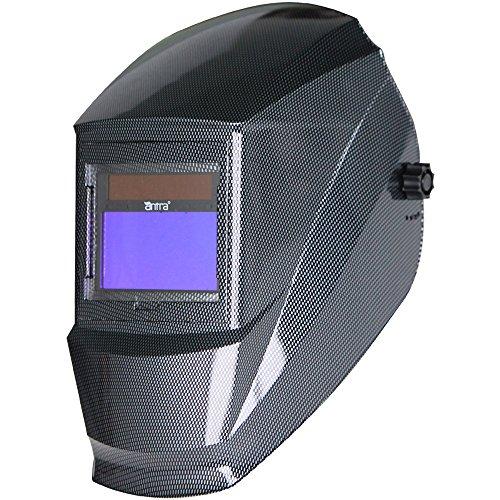 Antra® AH6-360-001X Solar Power Auto Darkening Welding Helm