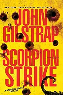 Book Cover: Scorpion Strike