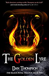 The Golden Lyre (The Black Petal trilogy Book 2)