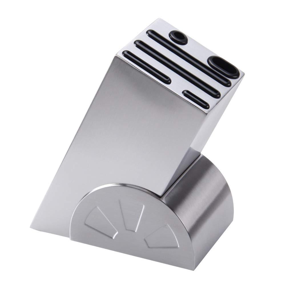 BESTONZON Bloque de cuchillos para guardar juegos de ...