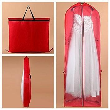 Amazon.com: alicehouse X-Large fundas para vestidos de novia ...