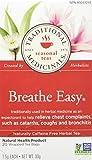 Traditional Medicinals Breathe Easy, 20 tea bags