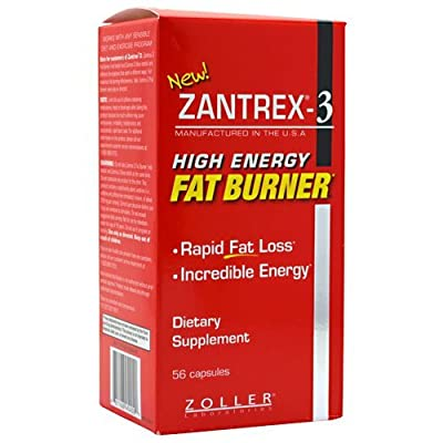 Nigen Biotech Zantrex-3 Fat Burner 56 Ct by Zantrex