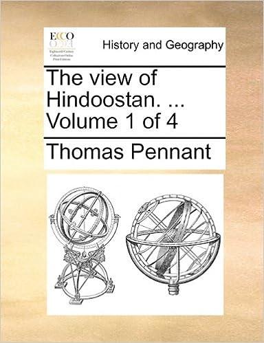 The view of Hindoostan. ... Volume 1 of 4
