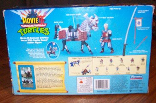 Amazon.com: TMNT – III de la película Samurai Evil Guerra ...