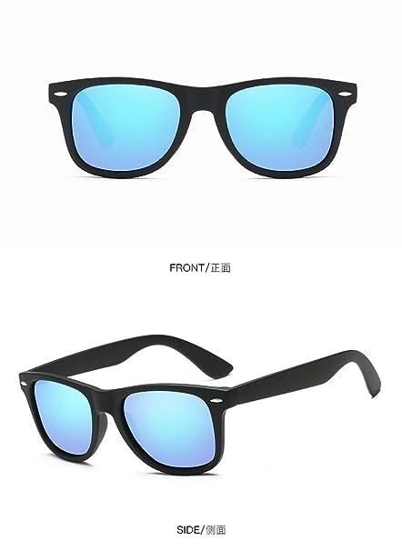ZJWZ Gafas De Sol Polarizadas Tendencia Retro Polarizador Clásico Señoras Gafas De Sol Unisex Driver,