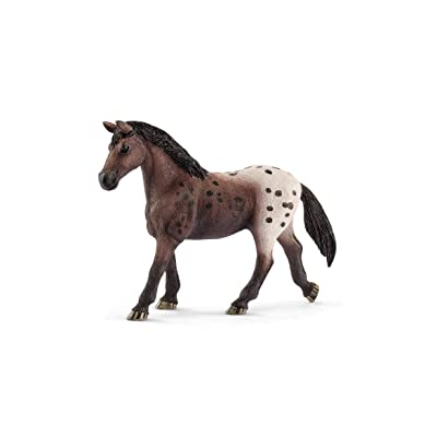 SCHLEICH Horse Club Appaloosa Mare Educational Figurine for Kids Ages 5-12: Schleich: Toys & Games