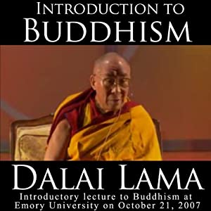 Dalai Lama - Introduction to Buddhism Vortrag