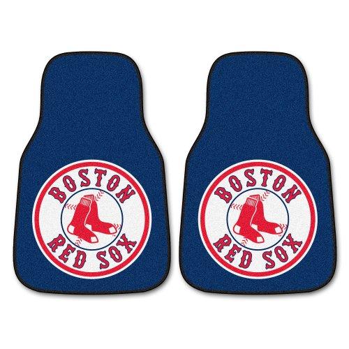 Sox Carpet (FANMATS MLB Boston Red Sox Nylon Face Carpet Car Mat)