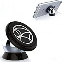 Magnetic Car Mount,MasterTech Magnetic Cell Phone Holder|Phone Holder for Car||Mobile Phone Cradle for Android/Iphone/Blackburry/Microft|Table Holder|Mobile Device Holder|GPS Holder|Smartphone Holder