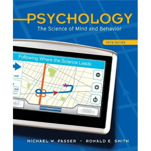 Psychology: The Science of Mind and Behavior [5e]