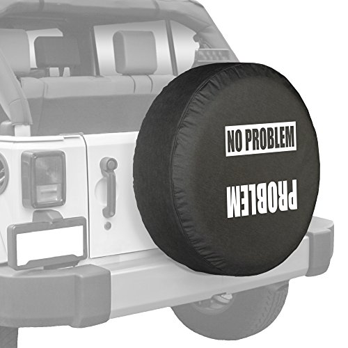 Liberty Denim Spare Tire Cover - Boomerang Jeep Wrangler JK - 30