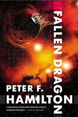 book cover of Fallen Dragon