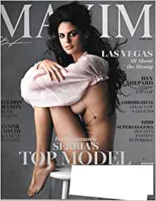 Maxim Magazine (April, 2017) Serbia's Top Model Issue ...